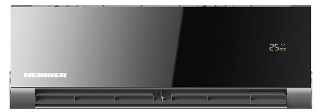 Heinner HAC-12OWF-BK Obsidian unitate interioara