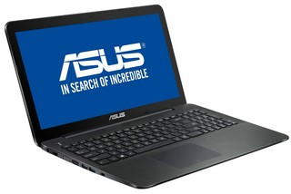 Asus X554SJ-XX017D  din lateral