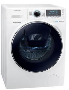 Samsung Eco Bubble WW90K7615OW-LE din fata