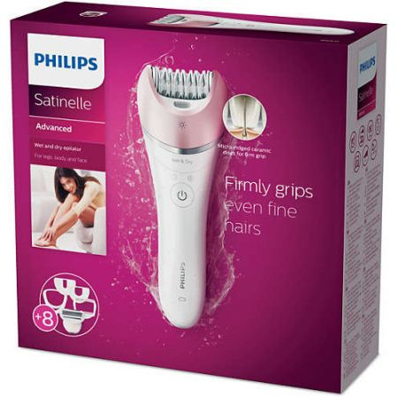 Philips Satinelle Advanced Wet & Dry BRE640-00  in cutie