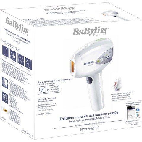 BaByliss IPL Homelight G945E in cutie