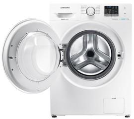 Samsung Eco Bubble WF80F5E2U2W deschisa
